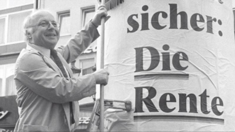 Norbert Blüm ist tot (Foto: SAT.1 NRW)