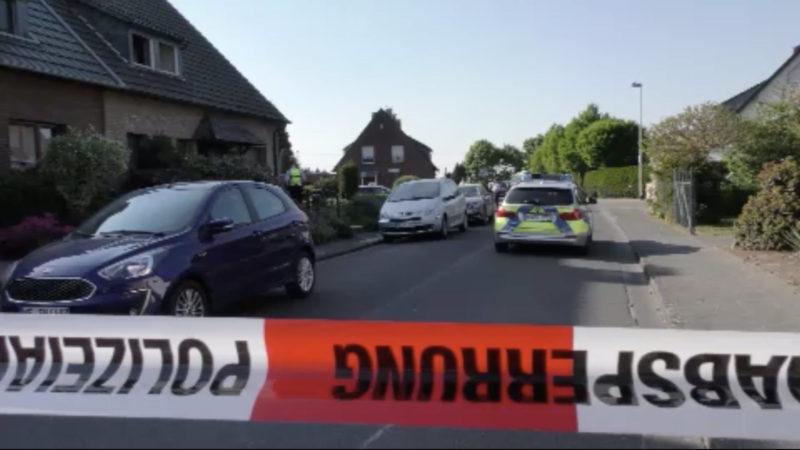Familiendrama: Vater getötet (Foto: SAT.1 NRW)