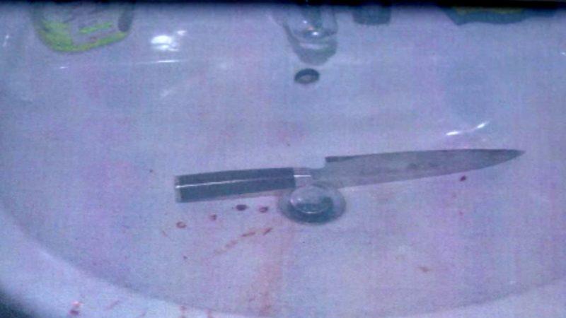 Ehemann schwer verletzt (Foto: SAT.1 NRW)