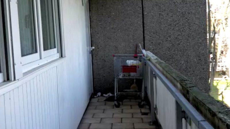 Frau findet toten Ehemann (Foto: SAT.1 NRW)