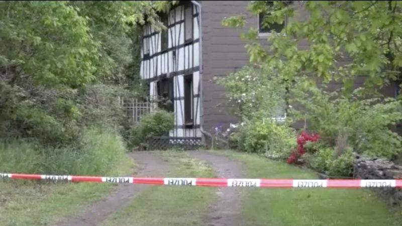 Mutmaßlicher Mord in Hattingen (Foto: SAT.1 NRW)