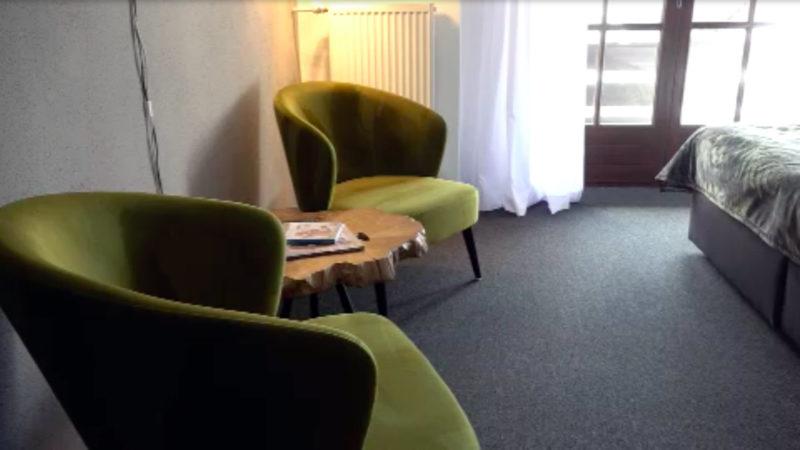 Hotel vor Corona-Aus (Foto: SAT.1 NRW)