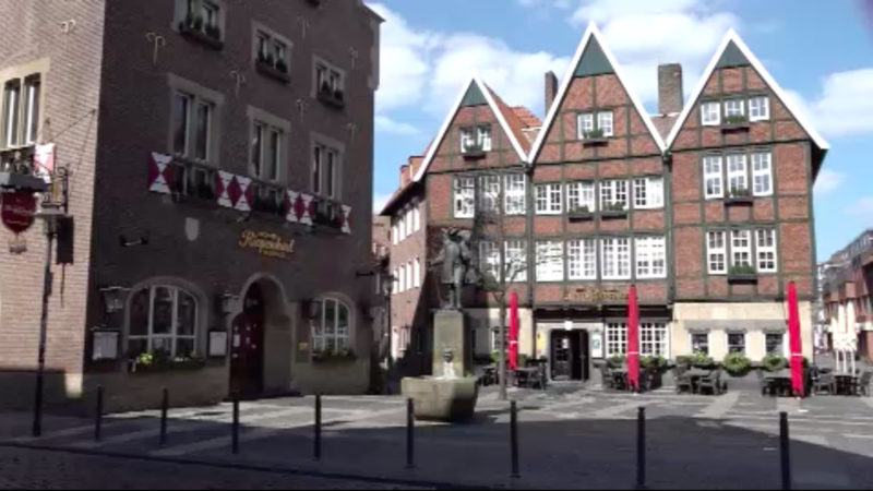 Münster zwei Jahre nach der Amokfahrt (Foto: SAT.1 NRW)