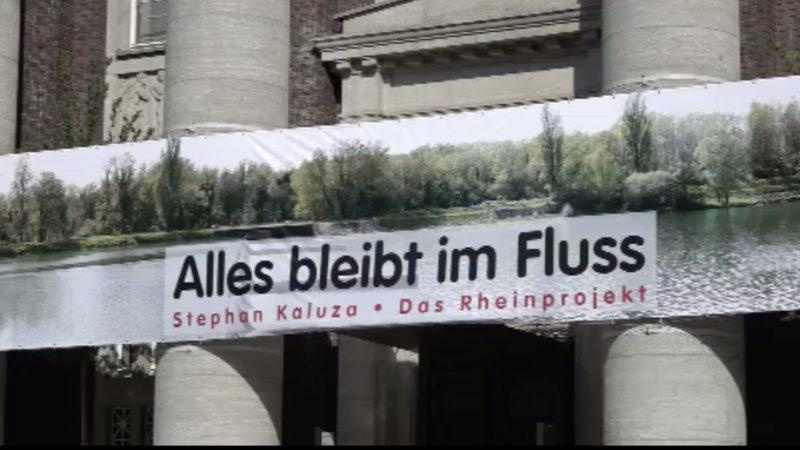 Rhein-Kunstwerk (Foto: SAT.1 NRW)
