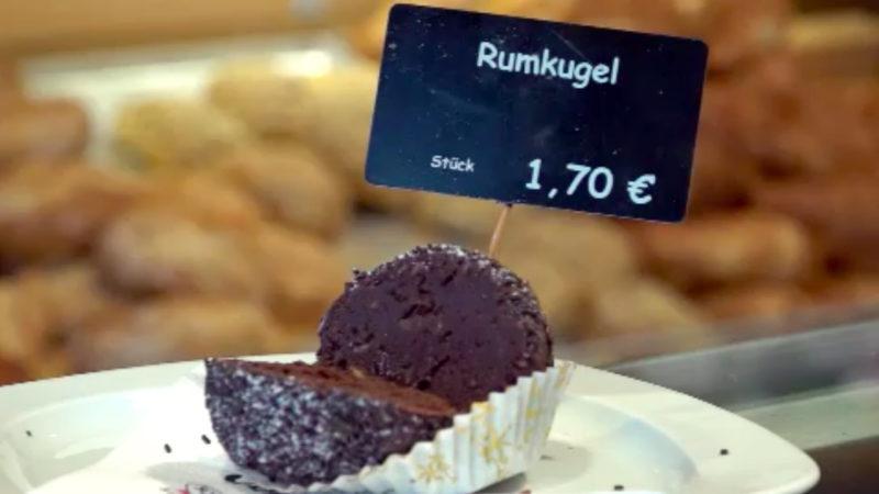 Einbrecher klauen Rumkugeln (Foto: SAT.1 NRW)
