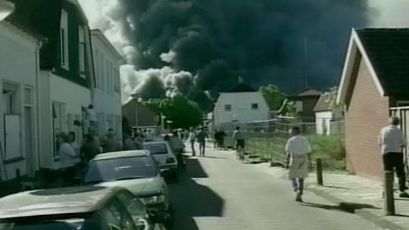 20 Jahre nach der Enschede-Explosion (Foto: SAT.1 NRW)