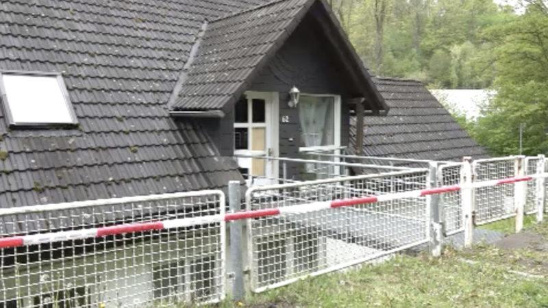 Kleinkind stirbt bei Wohnungsbrand (Foto: SAT.1 NRW)