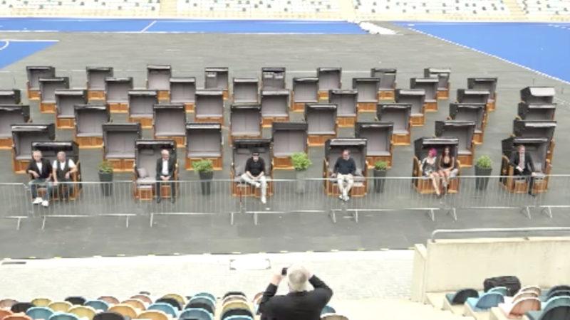 Neues Konzept für Open-Air Konzerte (Foto: SAT.1 NRW)