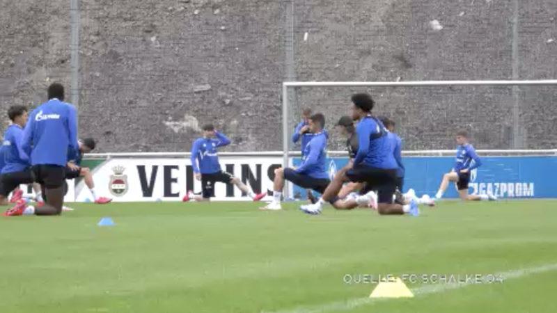 Schalke empfängt Fortuna (Foto: SAT.1 NRW)