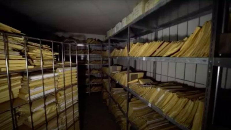 Youtuber findet tausende Patientenakten (Foto: SAT.1 NRW)