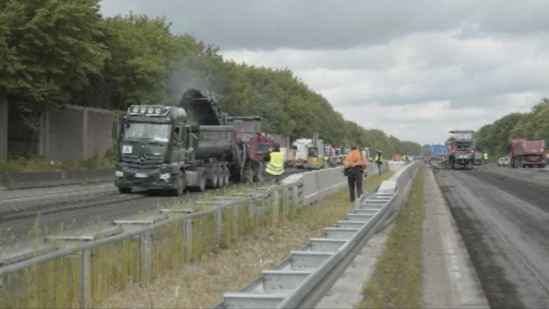 Neue Zuständigkeit für Autobahnen in NRW (Foto: SAT.1 NRW)