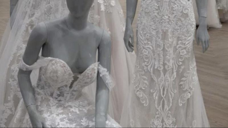 Brautladen ausgeraubt (Foto: SAT.1 NRW)