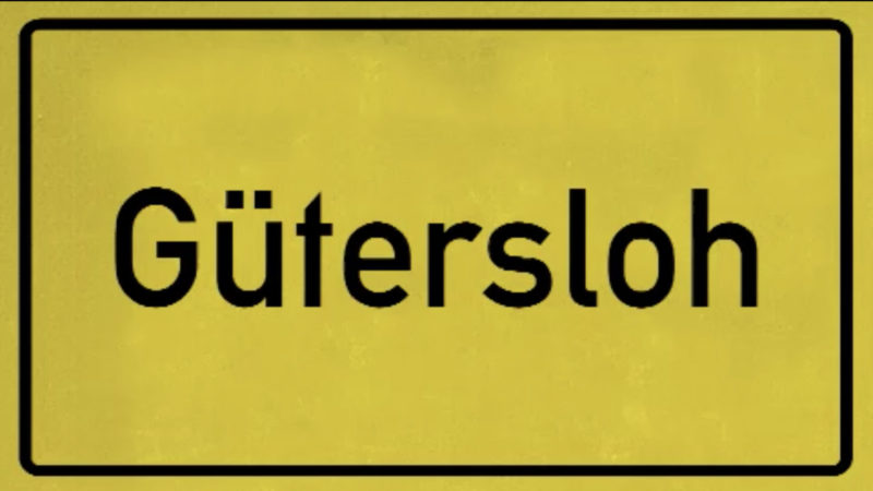 Lockdown in Gütersloh (Foto: SAT.1 NRW)