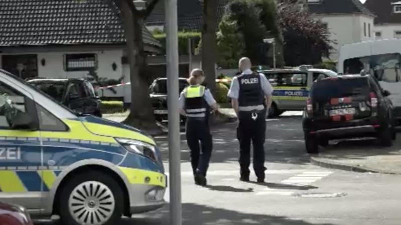 Nachbars-Streit eskaliert: Schüsse treffen 45-Jährigen (Foto: SAT.1 NRW)