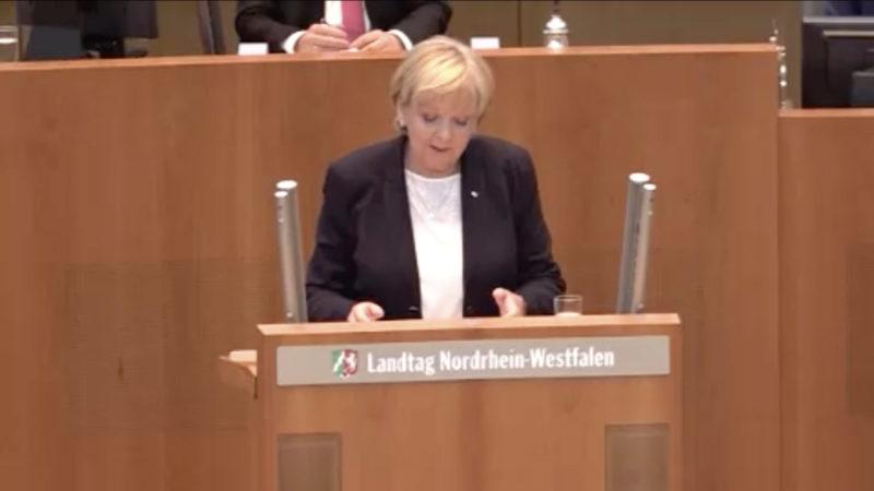 Loveparade Gedenken im Landtag (Foto: SAT.1 NRW)