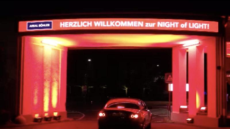 """""""Night of Light"""": Ein Warnruf der Veranstalterbranche (Foto: SAT.1 NRW)"""