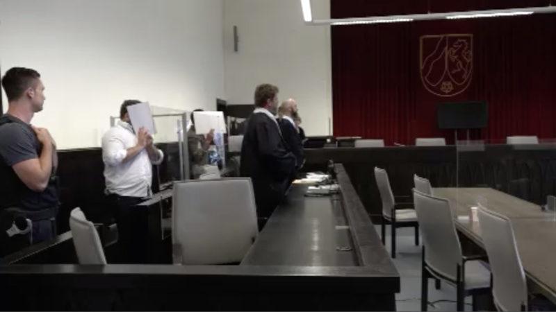 Pastor erpresst (Foto: SAT.1 NRW)