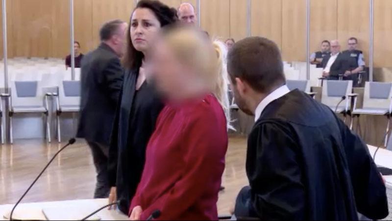Kölnerin wird für geplanten Rizinanschlag verurteilt (Foto: SAT.1 NRW)