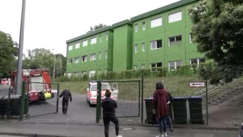 Schule schließt wegen Corona-Infektionen (Foto: SAT.1 NRW)
