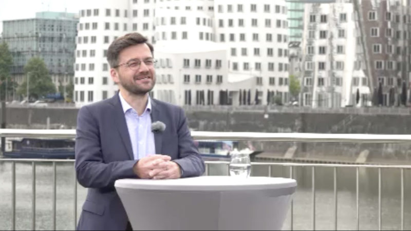 Sommerinterview mit Thomas Kutschaty (SPD) Teil 2 (Foto: SAT.1 NRW)