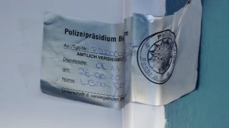 Totes Baby in Herne gefunden: Verdacht auf Misshandlung (Foto: SAT.1 NRW)