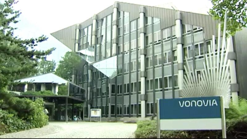 Jahreshauptversammlung bei Vonovia (Foto: SAT.1 NRW)