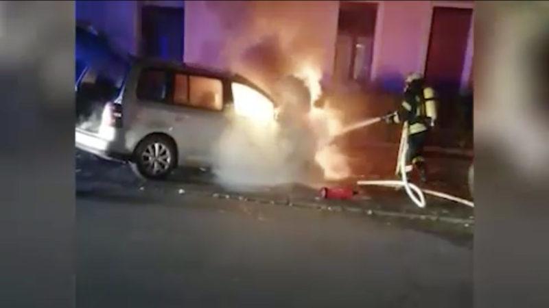 Mutmaßlicher Feuerteufel aus Hagen vor Gericht (Foto: SAT.1 NRW)