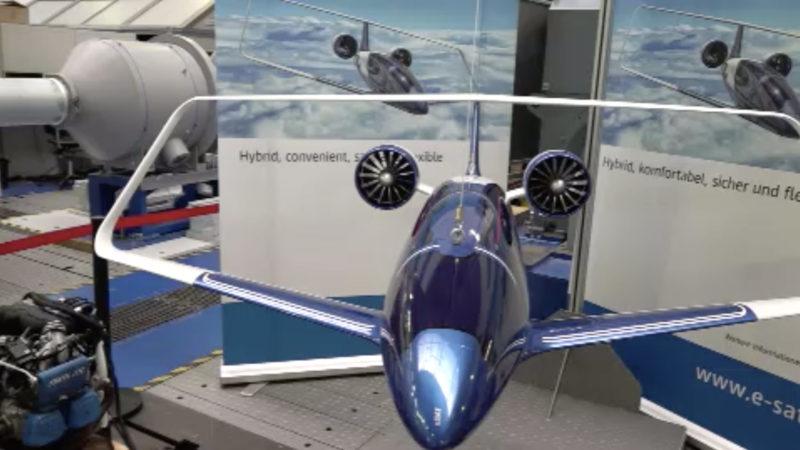 Das Flugtaxi - Die Mobilität der Zukunft (Foto: SAT.1 NRW)