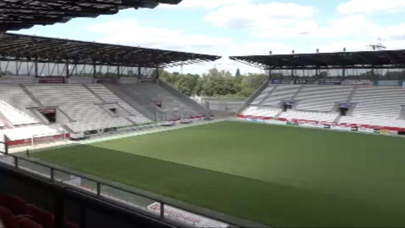 Bald wieder Fußballspiele mit Fans? (Foto: SAT.1 NRW)