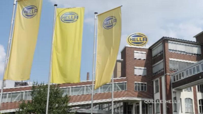 Entlassungswelle bei Automobilzulieferer Hella (Foto: SAT.1 NRW)