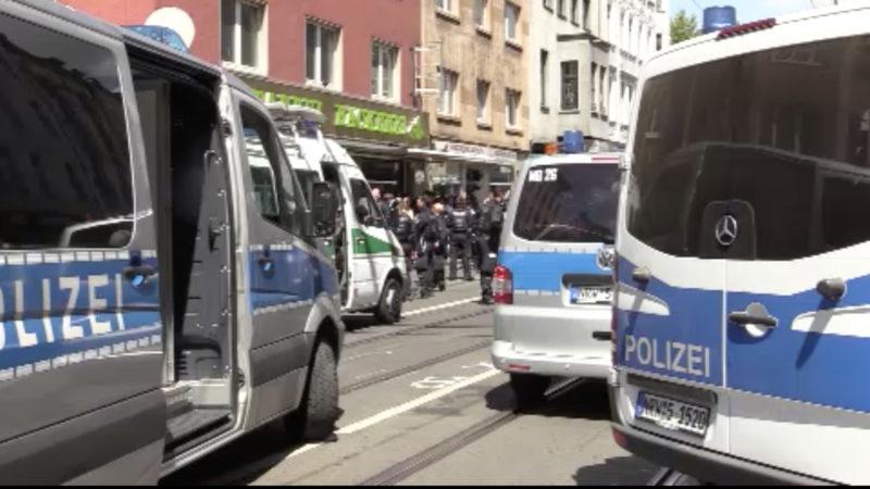 Mehr Polizei in NRW (Foto: SAT.1 NRW)
