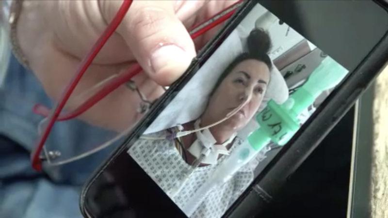 Krankenpflegerin wird zum Pflegefall (Foto: SAT.1 NRW)