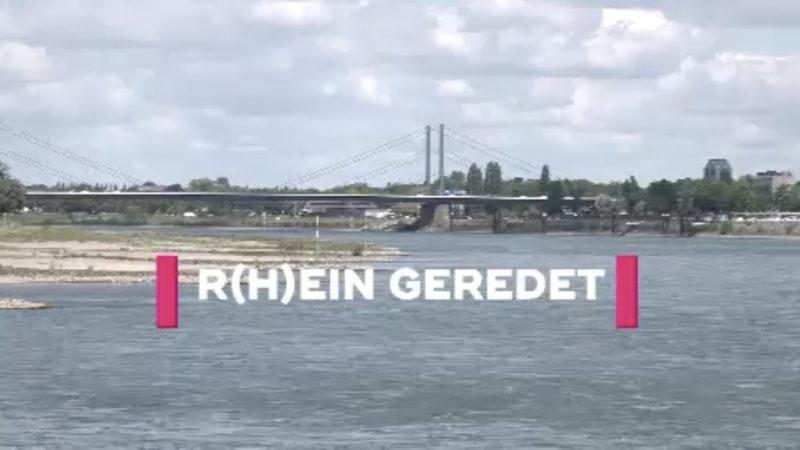 R(h)eingeredet - mit Ina Scharrenbach, NRW-Heimatministerin (Foto: SAT.1 NRW)