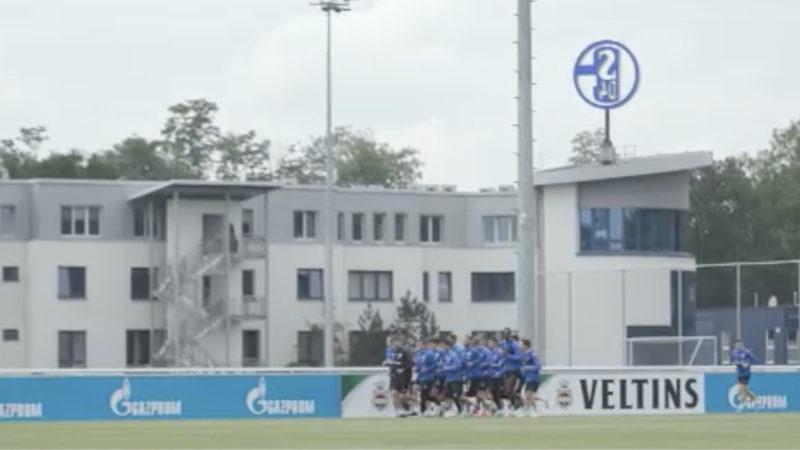Land bürgt für Schalke (Foto: SAT.1 NRW)