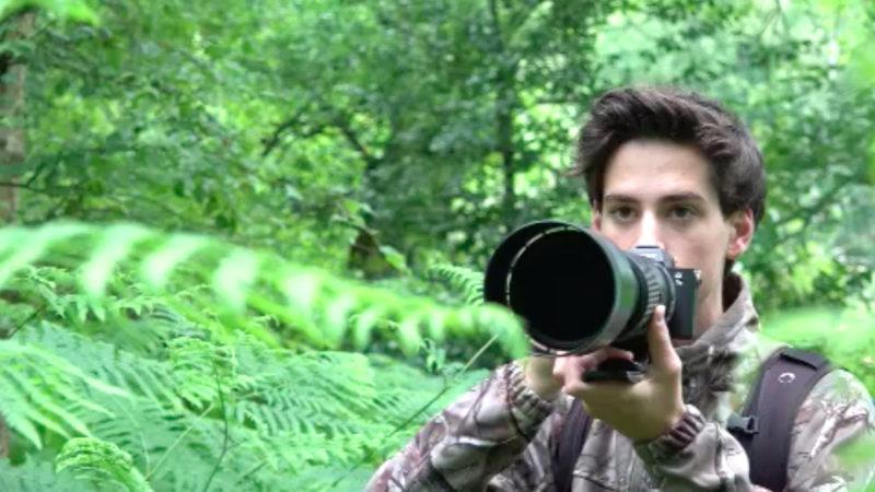 Junger Tierfilmer ausgezeichnet (Foto: SAT.1 NRW)