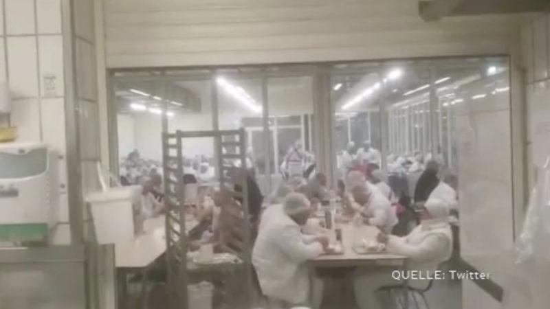 Ärger um Video von Tönnies (Foto: SAT.1 NRW)