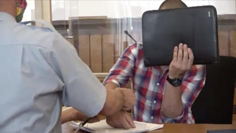 Angeklagter soll Mordversuch begangen haben (Foto: SAT.1 NRW)