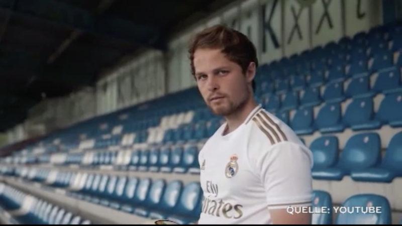 Youtuber will Fußballprofi werden (Foto: SAT.1 NRW)