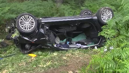 Mordverdacht nach Autorennen (Foto: SAT.1 NRW)