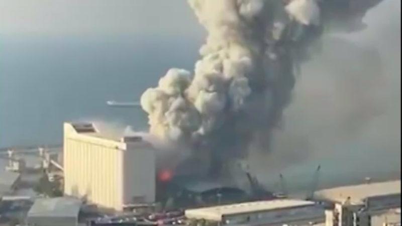 NRW hilft nach Beirut-Explosion (Foto: SAT.1 NRW)