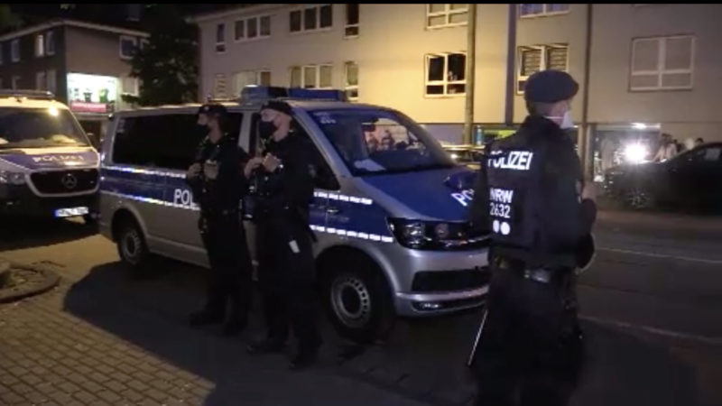 Neuer Bericht zur Clankriminalität (Foto: SAT.1 NRW)