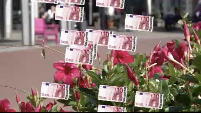 Geld für besseres Image (Foto: SAT.1 NRW)