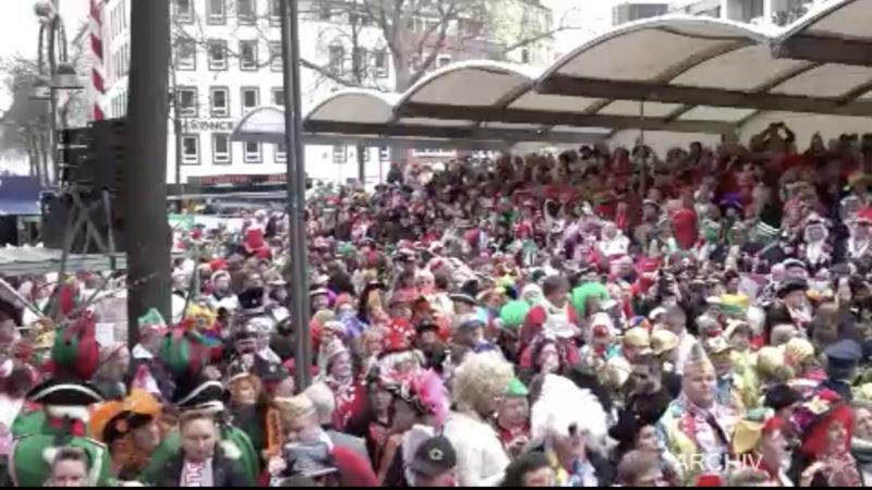 Karneval auf der Kippe (Foto: SAT.1 NRW)