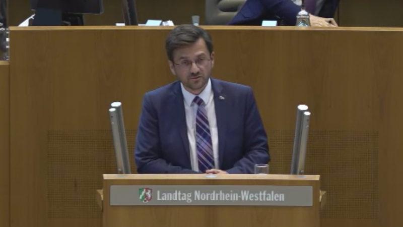 SPD fordert: NRW first (Foto: SAT.1 NRW)