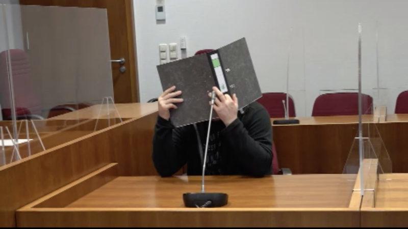 Prozess wegen Missbrauchsrückfall (Foto: SAT.1 NRW)