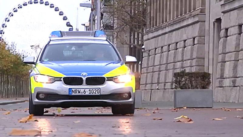 """Polizei ist """"attraktivster Arbeitgeber"""" (Foto: SAT.1 NRW)"""