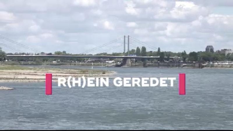 R(h)hein geredet - mit Wirtschaftsminister Andreas Pinkwart (Foto: SAT.1 NRW)