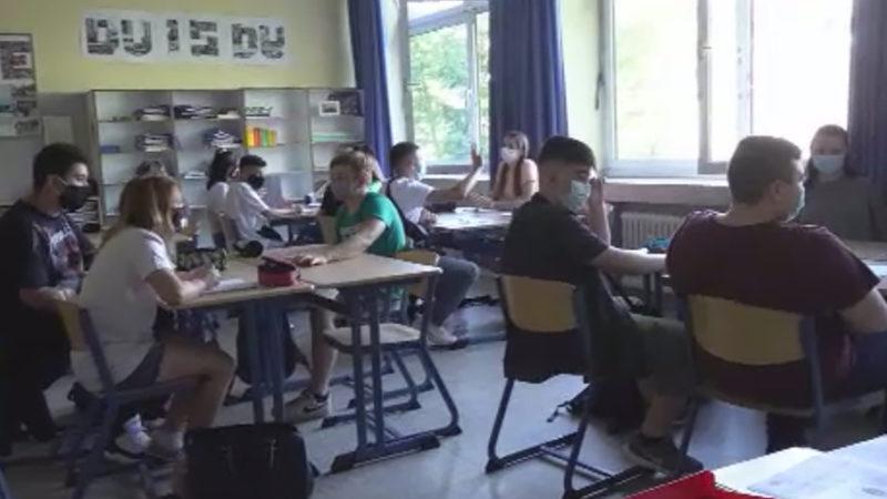 Schulleiter schreiben Brandbrief (Foto: SAT.1 NRW)