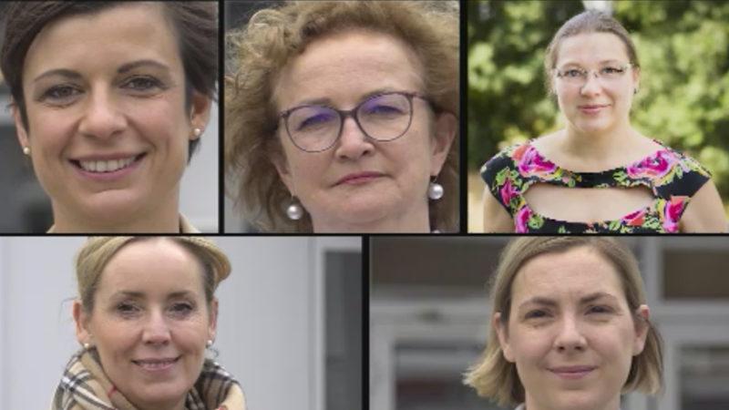 Fünf Frauen kämpfen um Bürgermeisteramt (Foto: SAT.1 NRW)