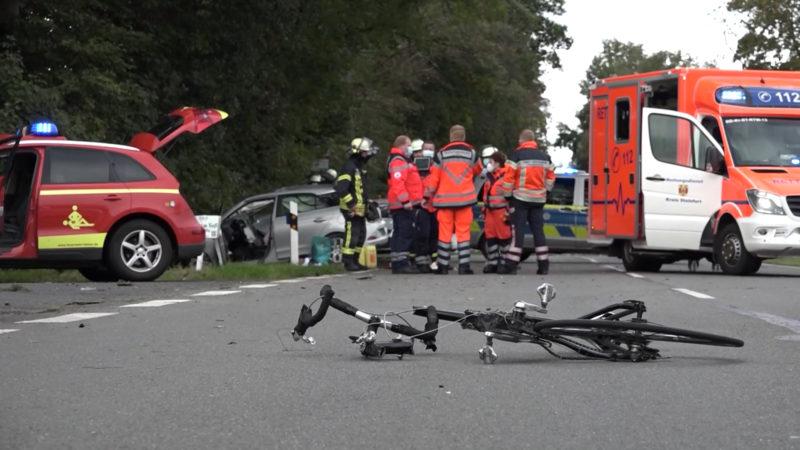 Fünf Unfälle in 30 Minuten (Foto: SAT.1 NRW)